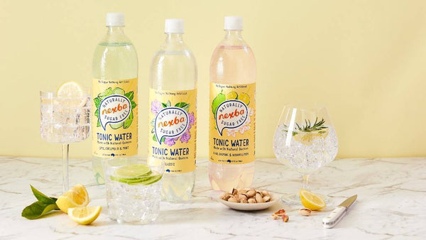 Introducing our NEW Naturally Sugar Free Tonic Waters!