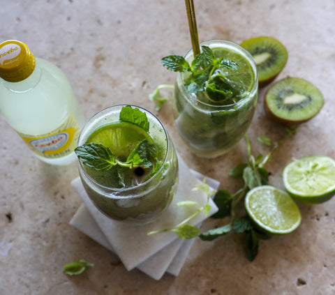 Nexba kiwi fruit mojitos