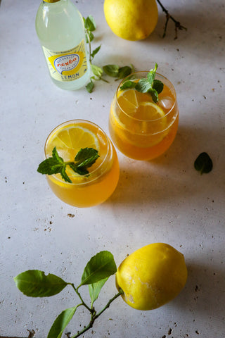 Nexba whiskey lemonade