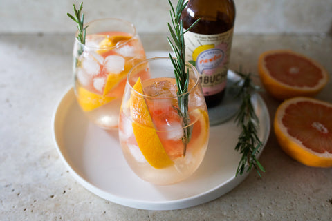 Nexba Grapefruit Gin & Tonic Recipe