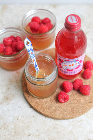 Sugar free raspberry jelly recipe
