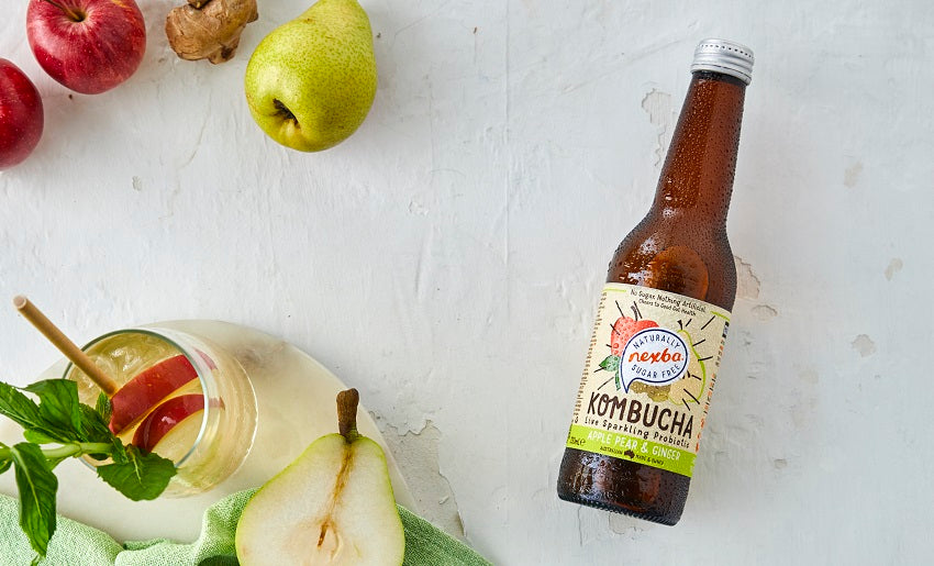 Nexba kombucha is special
