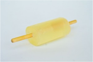 Clear Vegetable Glycerin Soap on a Stick