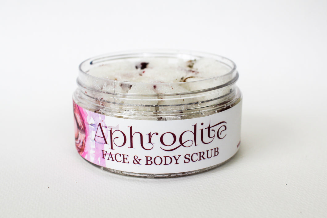 Aphrodite Face & Body Scrub