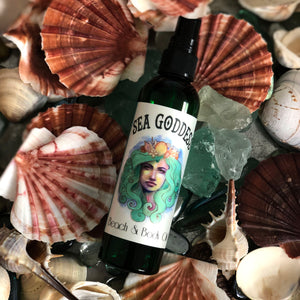 Sea Goddess Beach and Body Oil