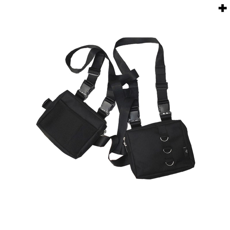 """Chest Harness Bag"" HGUL+BAG - HGUL+BAG"