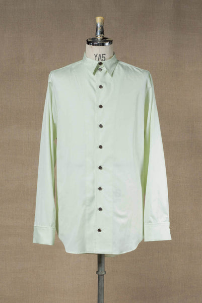 Shirt 783B- Cotton100% Broad 11000- Pepper Mint