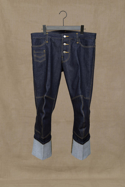 Christopher Nemeth Online Store Products- TR 25586- Denim