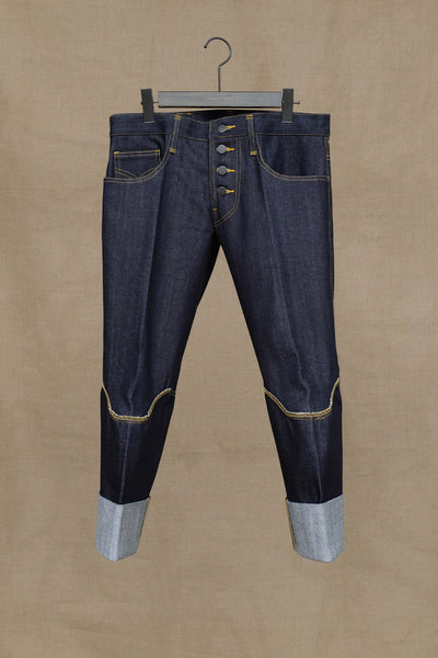 Christopher Nemeth Online Store Products- TR 181- Denim