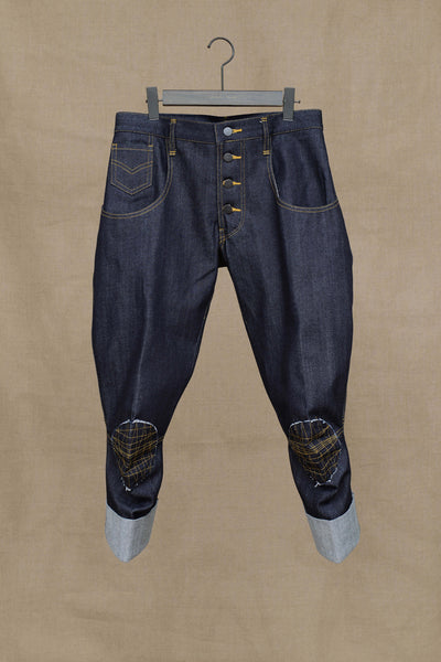 Christopher Nemeth Online Store Products- TR 2042- Denim