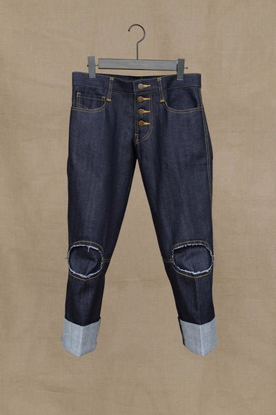 Trousers 820- Denim