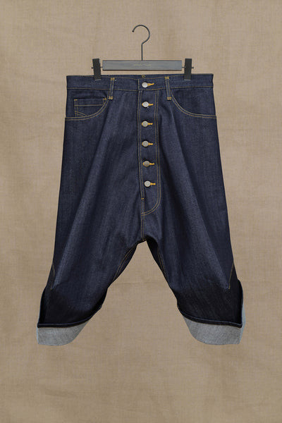 Trousers 9911- Denim