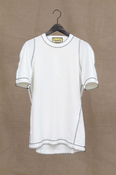 Christopher Nemeth Online Store Products- Tshirt 95B- White