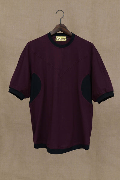 Christopher Nemeth Online Store Products- Tshirt 816- Wine