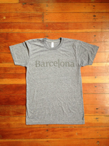Gray Logo T-Shirt
