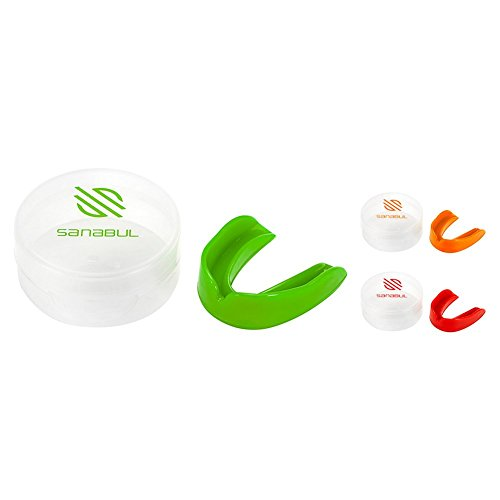 Sanabul Single Boil and Bite Mouth Guard