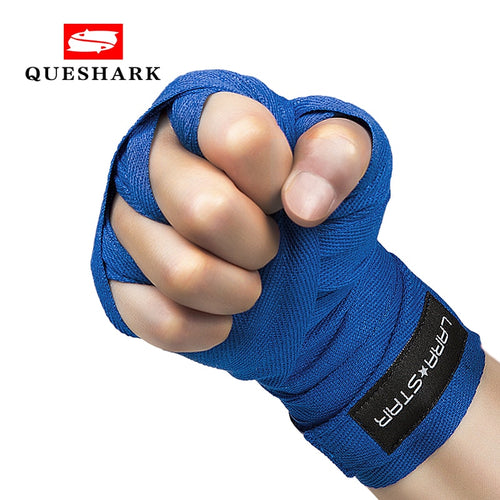 Cotton MMA Kickboxing Hand Wraps