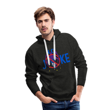 Load image into Gallery viewer, Men's Premium Hoodie - charcoal gray