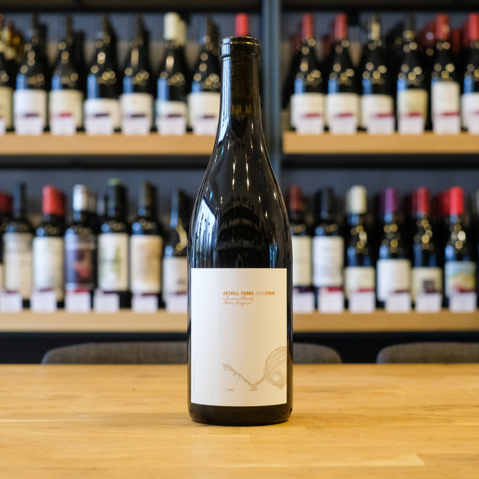 Anthill Farms Winery, Peters Vinyard Syrah, California, Usa, 2015