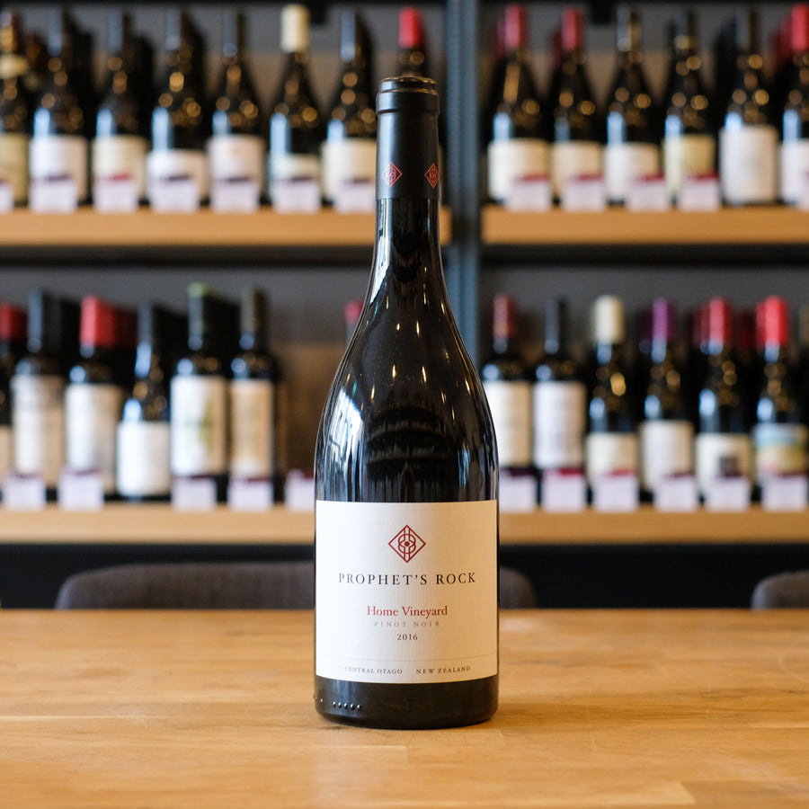 Prophet's Rock Home Vineyard Pinot Noir 2015