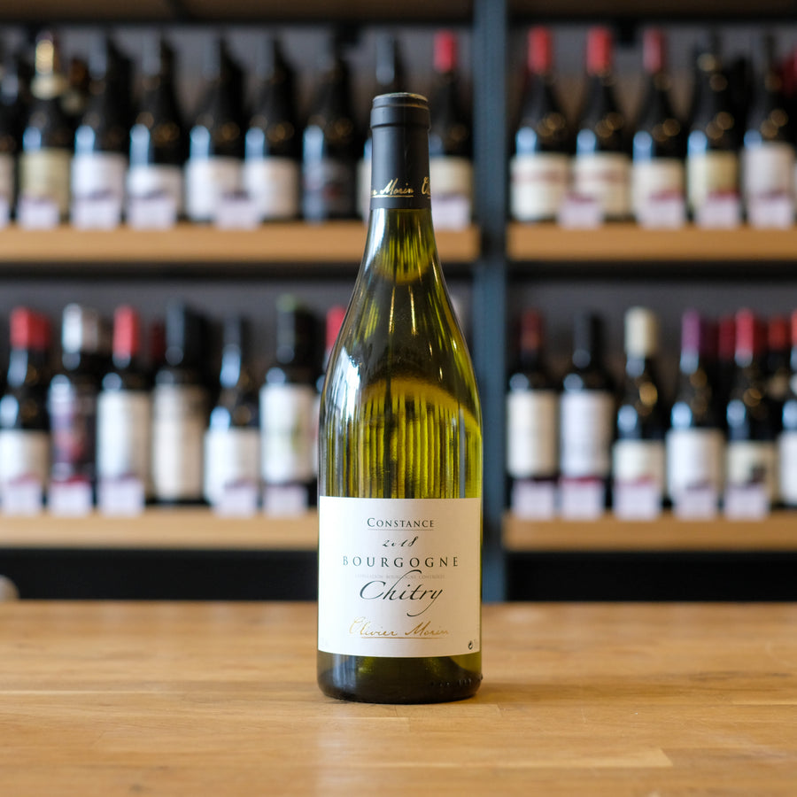 Domaine Morin Chitry Constance Blanc 2016