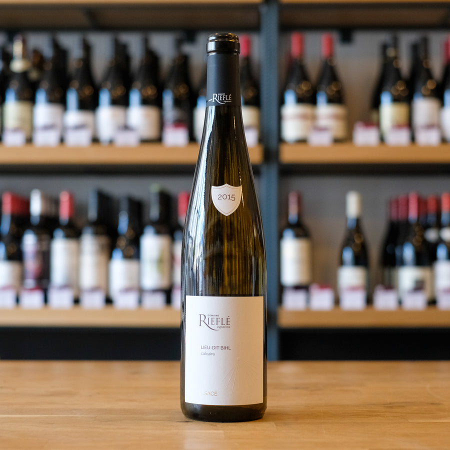 Domaine Riefle, Bihl, Riesling, Alsace, 2015