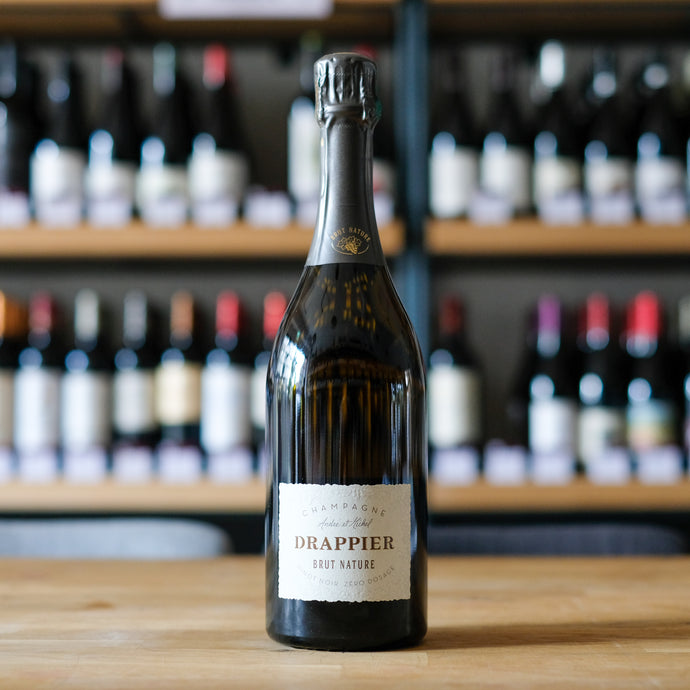 Drappier Blanc de Noir Brut Nature NV