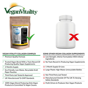 vegetarian collagen