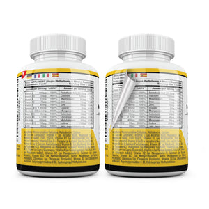 multivitamins vegan