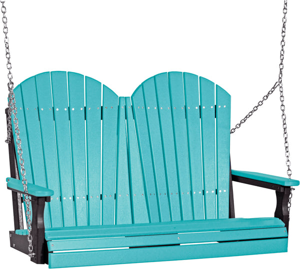LuxCraft  Adirondack Swing - 4' or 5' Swing 4APS-5APS