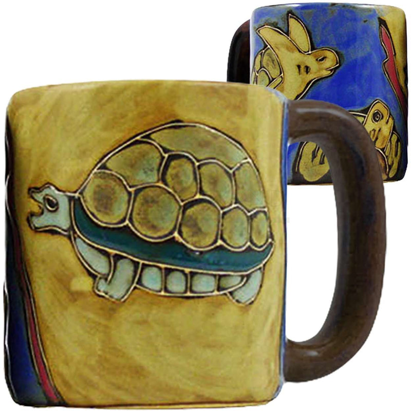 Mara Round Mug 16 oz Turtles  510C6