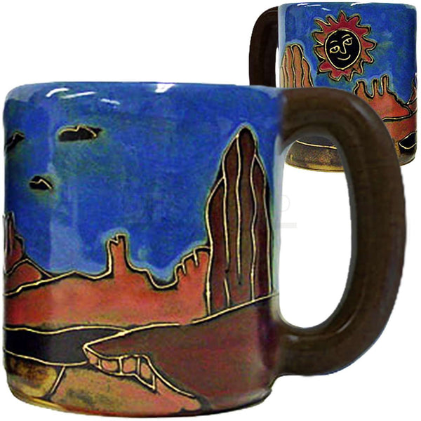 Mara Round Mug 16 oz Red Rock  510N7
