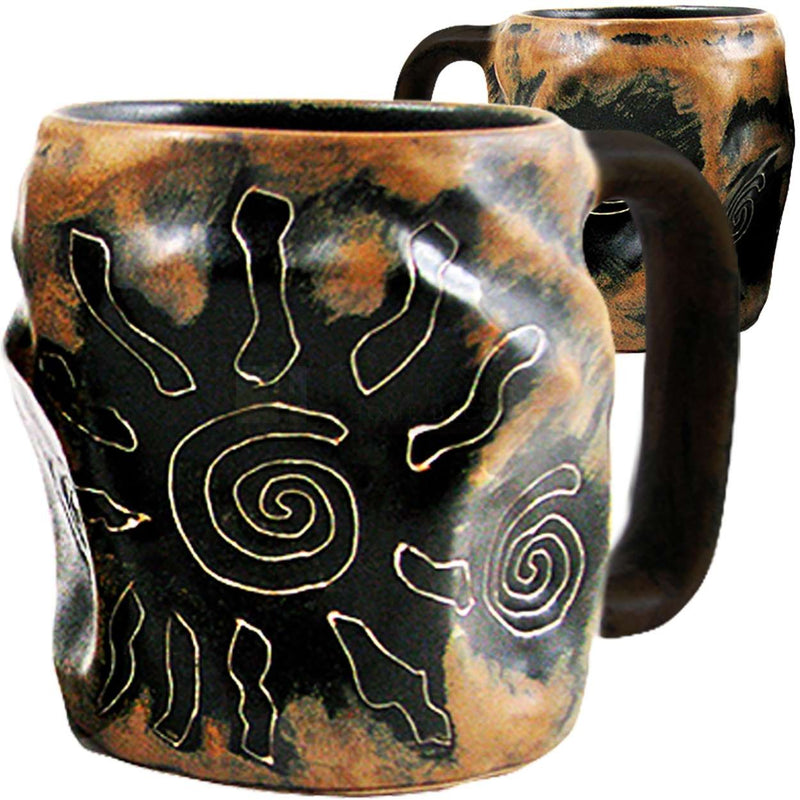 Mara Rock Art Mug 20 oz - Sunburst  512A1