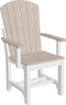 LuxCraft  Adirondack Arm Chair - Dining-Counter-Bar   (AAC)  Set of 2 Chairs
