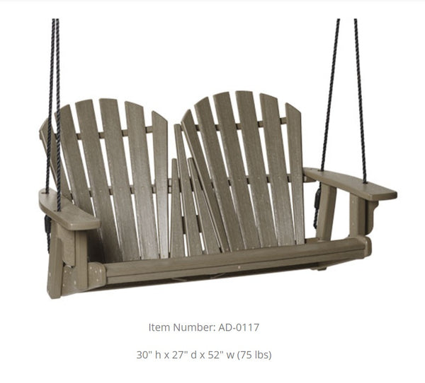 Breezesta Coastal Double Swinging Bench  AD-0117