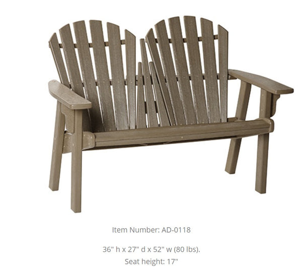 Breezesta Coastal Bench  AD-0118