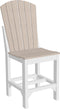 LuxCraft Adirondack Side Chair - Counter  (ASC-C)  Set of 2 Chairs