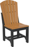 LuxCraft  Adirondack Side Chair - Dining-Counter-Bar   (ASC)  Set of 2 Chairs