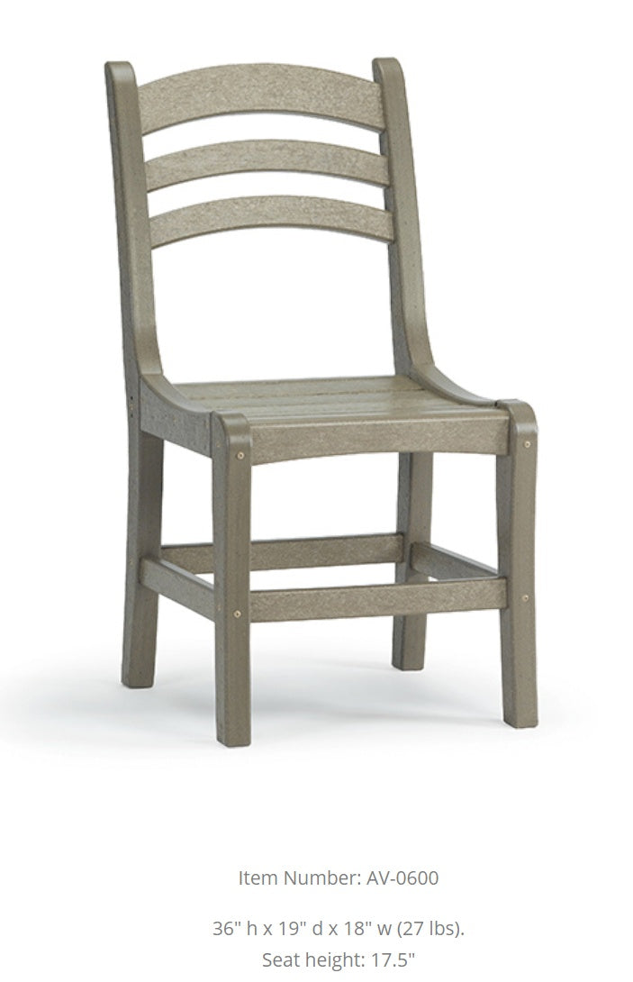 Breezesta  Avanti Side Dining Chair  AV-0600