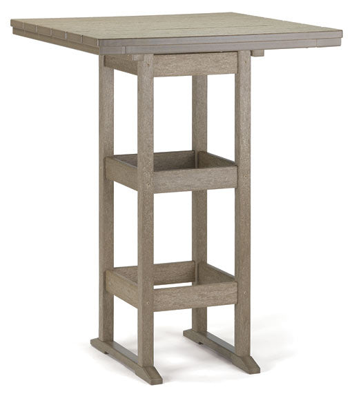 Breezesta Bar Table - 32 inches Square  -  41 inches Tall  BH-0911