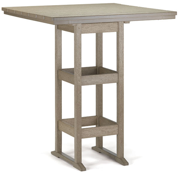 Breezesta Bar Table - 36 inches Square  - 41 inches Tall  BH-0912