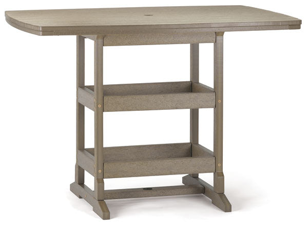 Breezesta Bar Table - 42 inches x 60 inches - 41 inches Tall  BH-0915