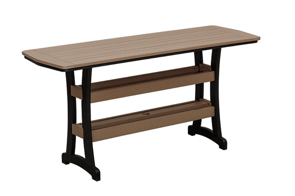 "Bayshore Pub/Bar Table 28"" x 84"" - CC-2884P"