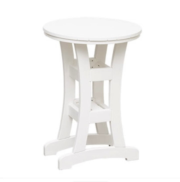 "Casual Comfort Bayshore Dining 28"" Round Table  CC-3028R"
