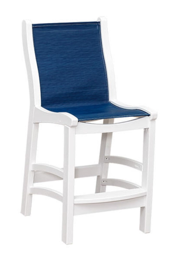 Casual Comfort Bayshore Counter Sling Chair   CC-6514-C