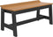 "LuxCraft Cafe Dining Bench 41""  CDB41"