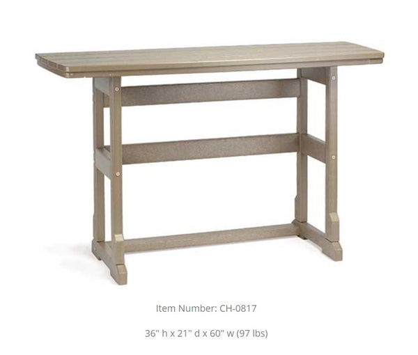 Breezesta Counter Height Terrace Table CH-0817