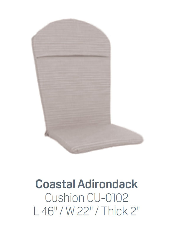 Breezesta Coastal Seat and Back Cushion  CU-0102