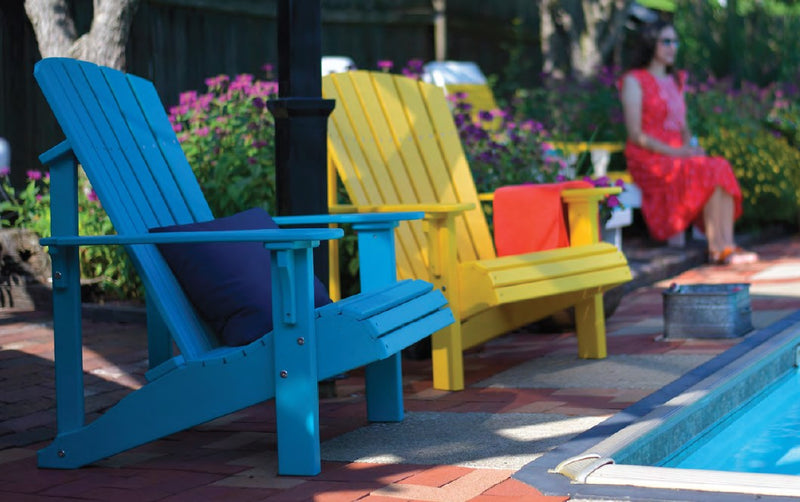 LuxCraft Deluxe Adirondack Chair  PDAC