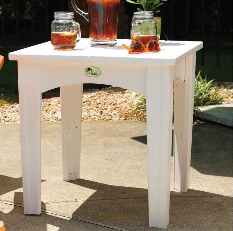 LuxCraft Island End Table  IET
